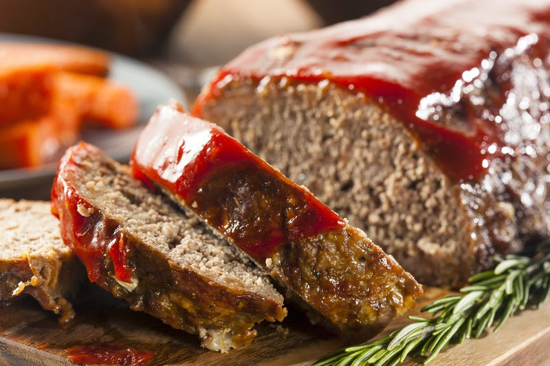 Southern Meatloaf Recipe  3 Generations of Southern Recipes Family Favorite Meat Loaf