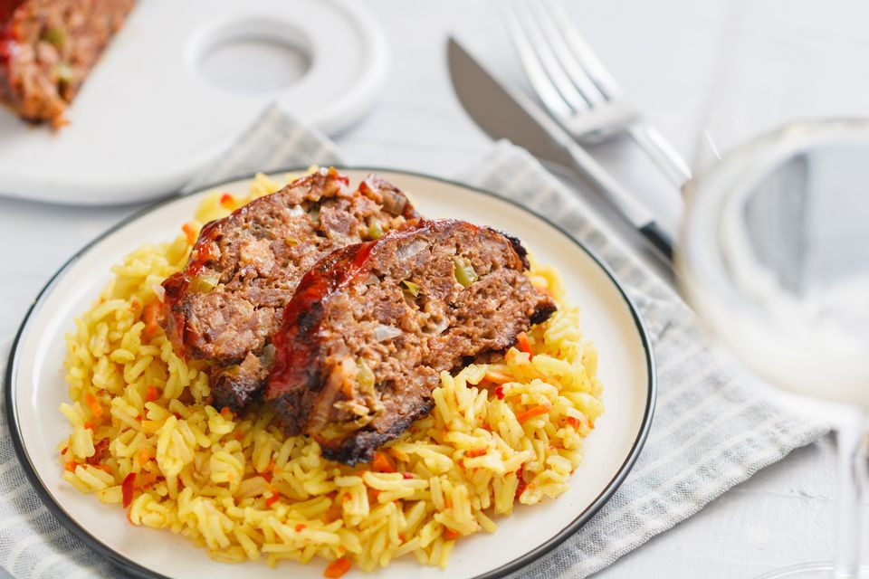 Southern Meatloaf Recipe  Old Fashioned Southern Meatloaf Recipe