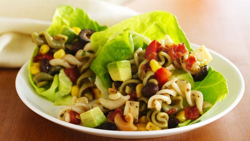 Southwest Pasta Salad  Southwest Pasta Salad recipe from Betty Crocker
