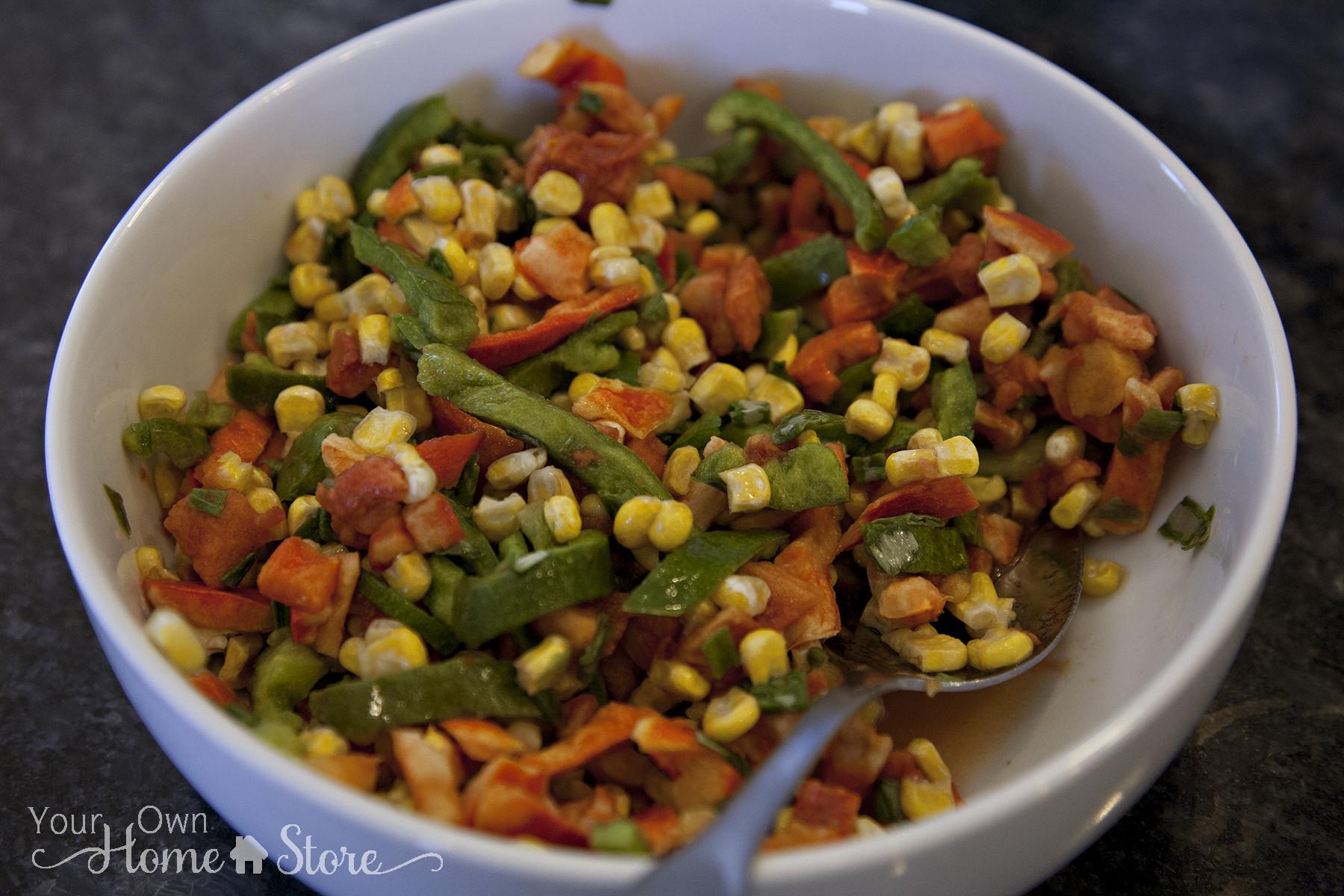 Southwest Pasta Salad  Southwestern Pasta Salad