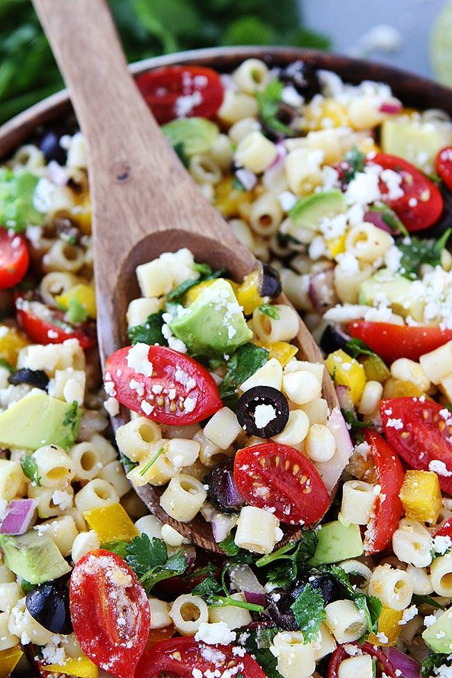 Southwest Pasta Salad  Southwest Pasta Salad Recipe