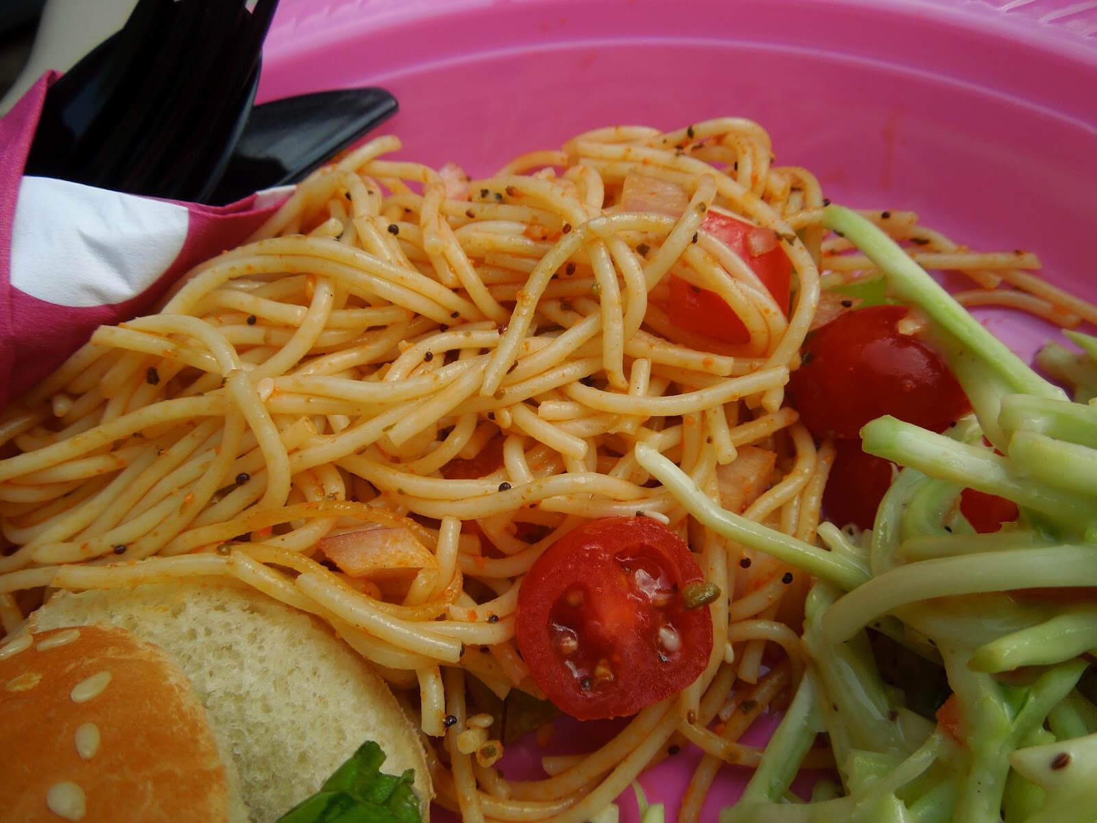 Spaghetti Salad Recipe  Cold Spaghetti Salad Recipe