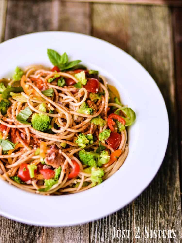 Spaghetti Salad Recipe  Spaghetti Salad Recipe