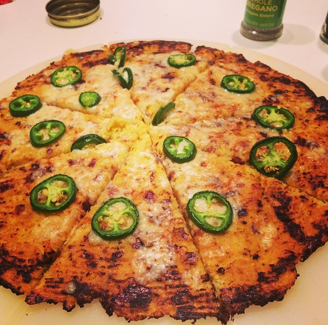 Spaghetti Squash Pizza Crust  Spaghetti Squash Pizza Crust