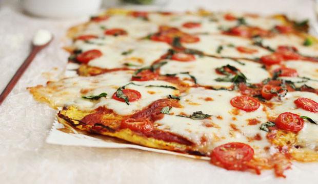 Spaghetti Squash Pizza Crust  Spaghetti Squash Pizza Crust Pizza Bellissima Kids