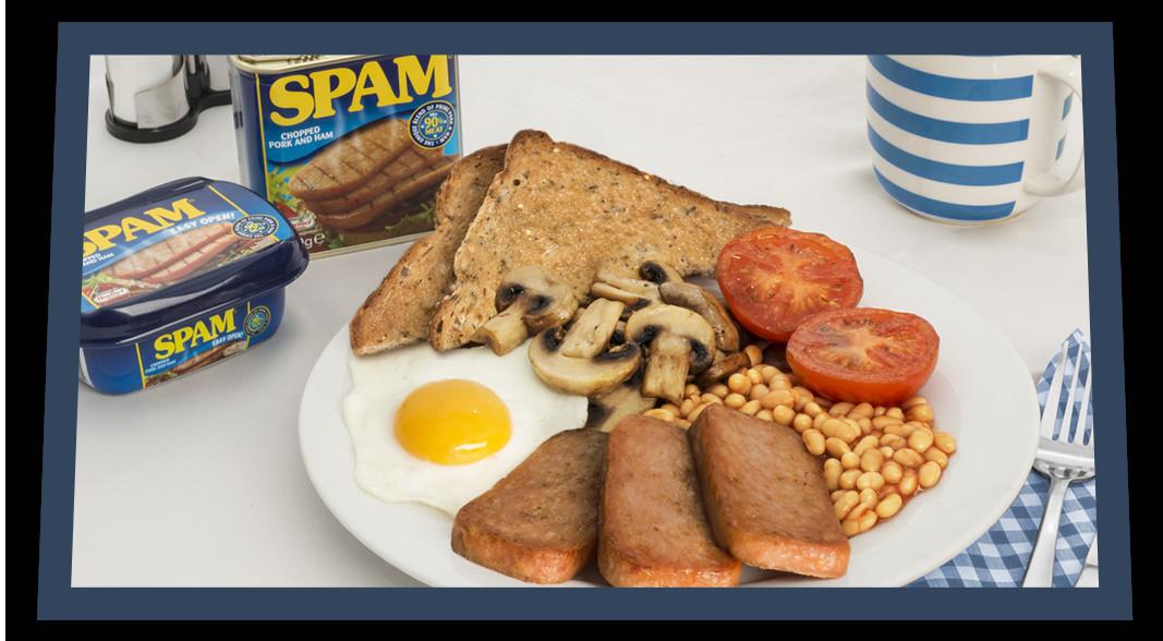 Spam Breakfast Recipes  ficial UK SPAM Website