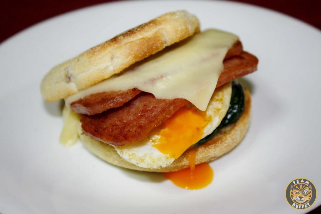 Spam Breakfast Recipes  Spam Breakfast Sandwich Team Buffet — Team Buffet