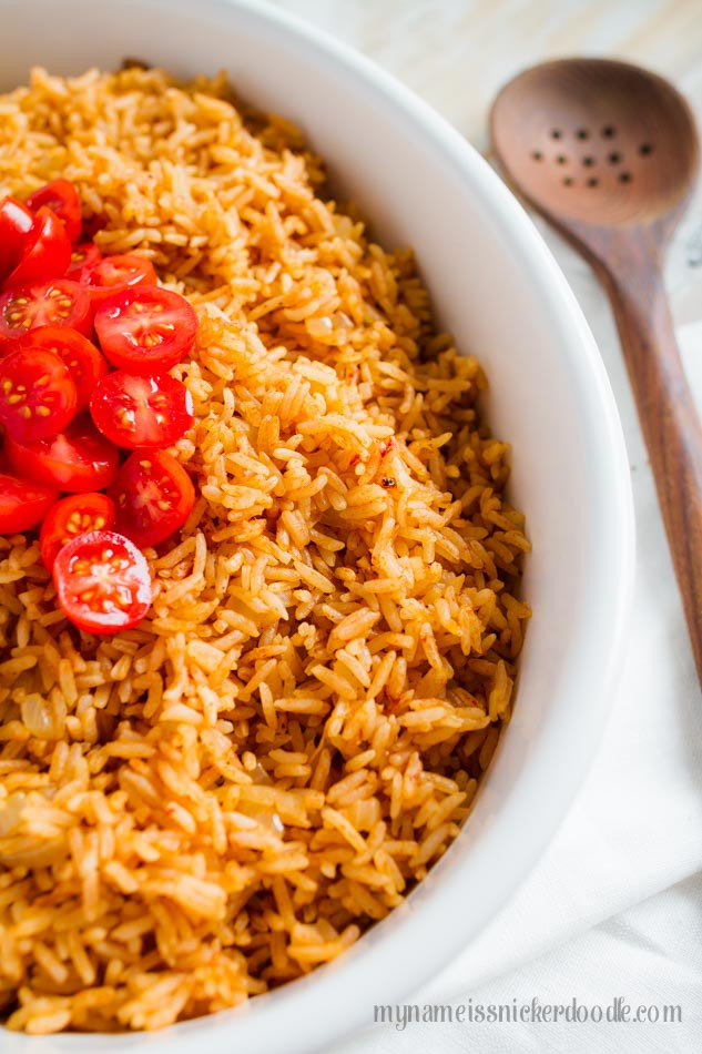 Spanish Rice Instant Pot  15 Minute Instant Pot Mexican Rice