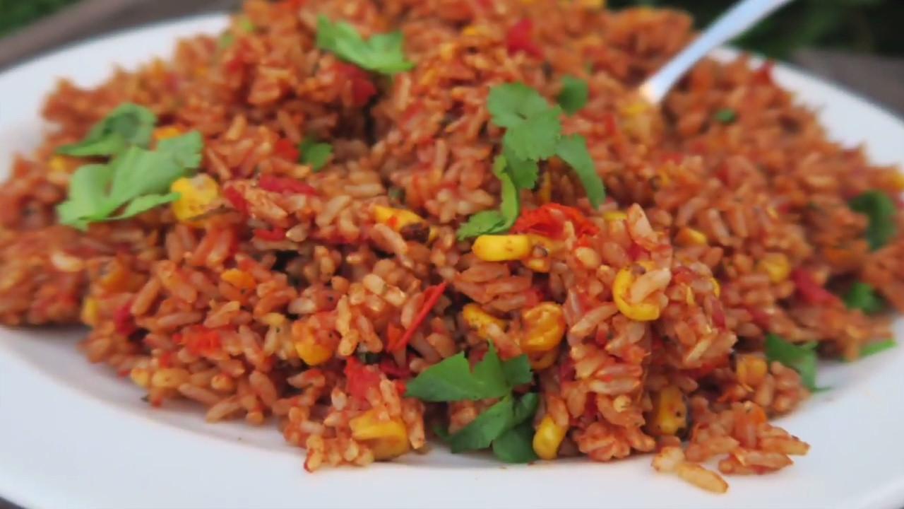 Spanish Rice Instant Pot  INSTANT POT SPANISH RICE RECIPE