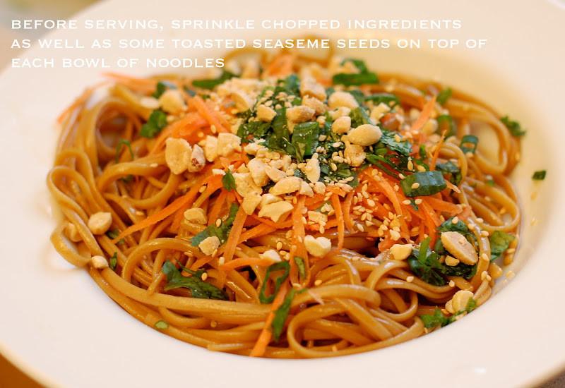 Spicy Thai Noodles  Spicy Thai Noodles