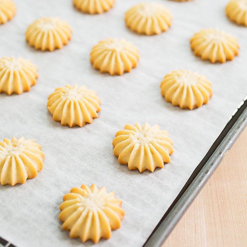 Spritz Cookies Recipe  Spritz Cookies