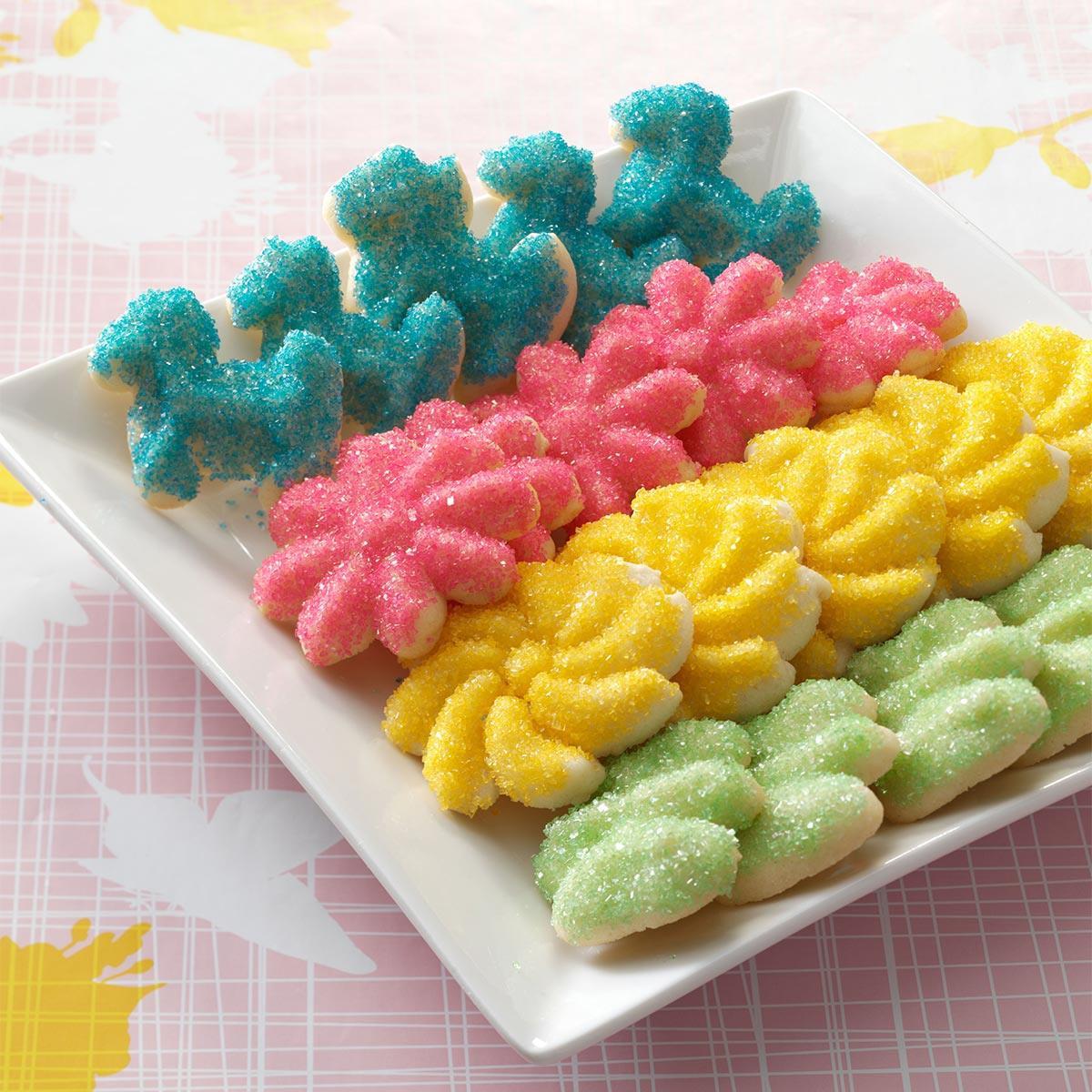 Spritz Cookies Recipe  Spritz Cookies Recipe