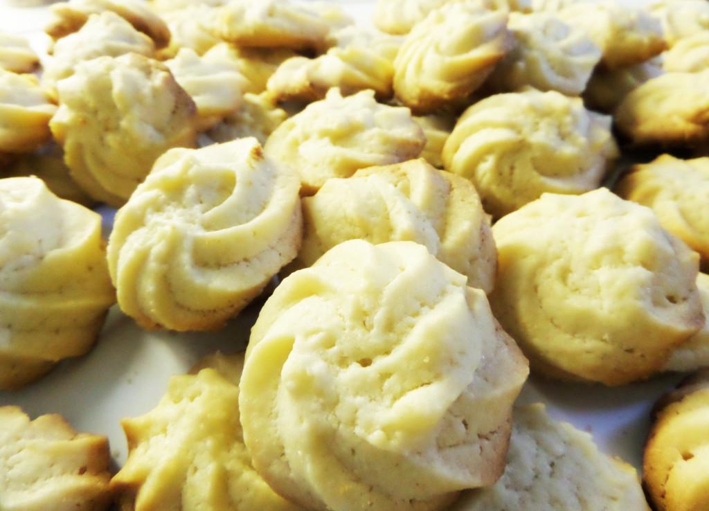 Spritz Cookies Recipe  Original Spritz Cookies Recipe Sharing the Buttery Love