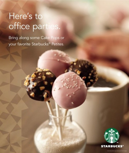Starbucks Cake Pop Recipe  C for Cupcake Cupcakery Cake pops for my love
