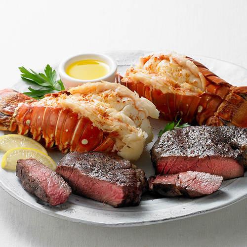 Steak And Lobster Dinner  Steak & Lobster Dinner for 2