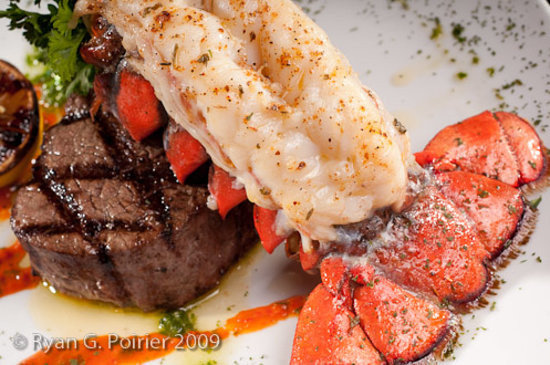 Steak And Lobster Dinner  Cattleman s Steakhouse Orlando Menu Prices