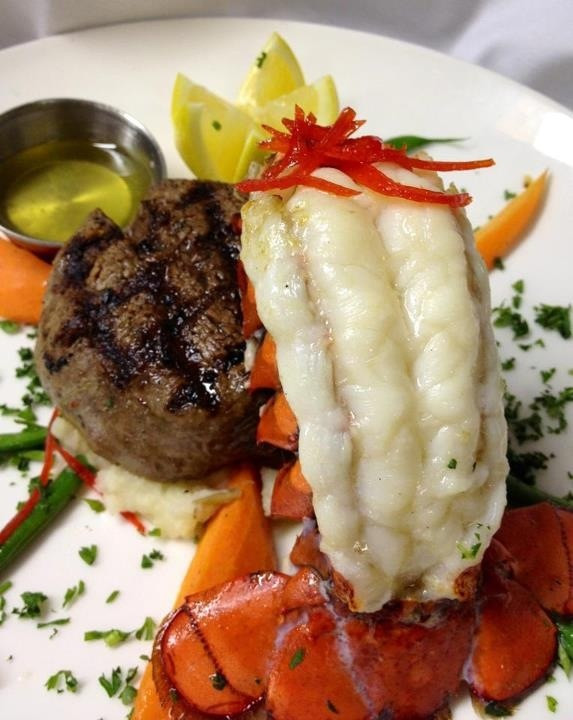 Steak And Lobster Dinner  17 Best images about surf and turf on Pinterest