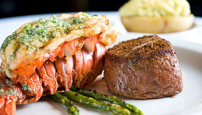 Steak And Lobster Dinner  steak and lobster dinner menu ideas