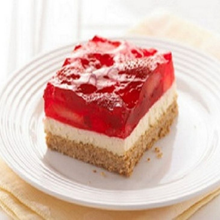Strawberry Cream Cheese Desserts  9 best images about Desserts Jello on Pinterest