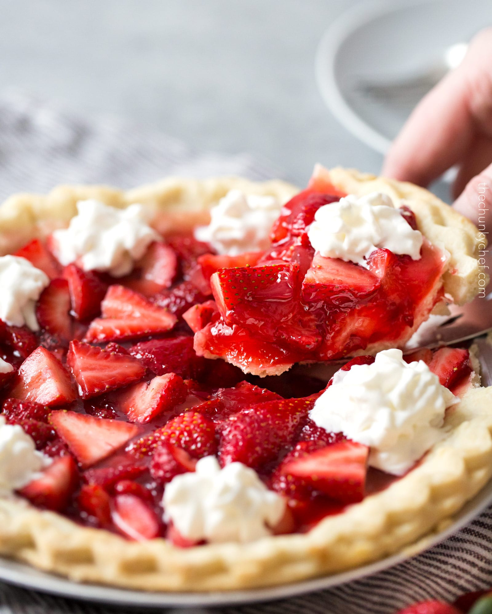 Strawberry Pie Recipes  hawaiian strawberry pie recipe