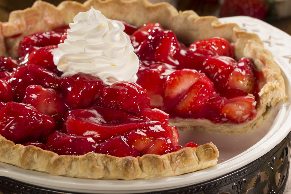 Strawberry Pie Recipes  Easy Strawberry Pie