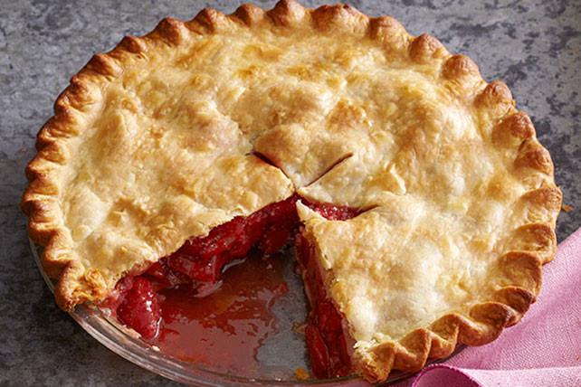 Strawberry Rhubarb Pie Recipes  Strawberry Rhubarb Pie Kraft Recipes
