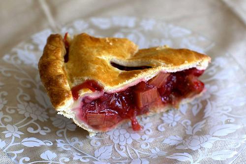 Strawberry Rhubarb Pie Recipes  america s test kitchen strawberry rhubarb pie