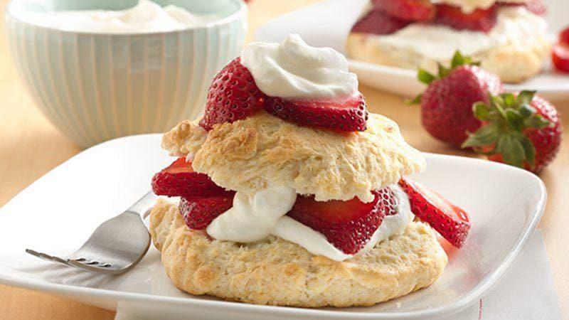 Strawberry Shortcake Biscuits Recipes  Bisquick How To Make Strawberry Shortcake and Other