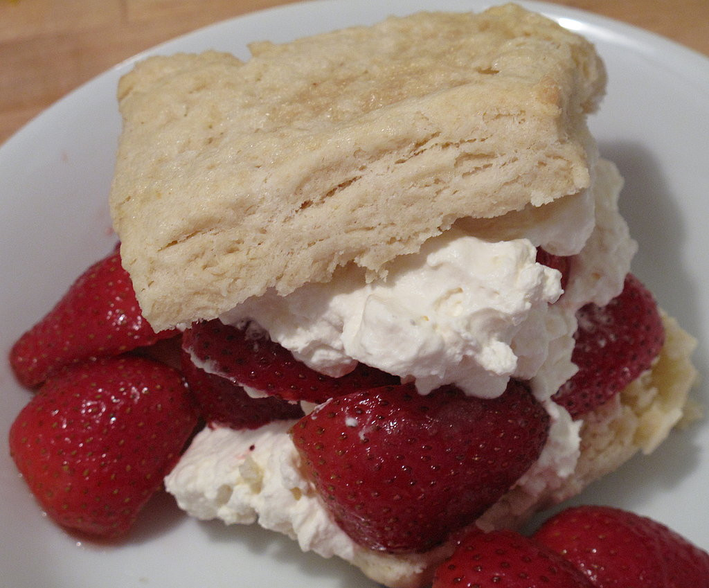 Strawberry Shortcake Biscuits Recipes  Easy Recipe For Traditional Strawberry Shortcake
