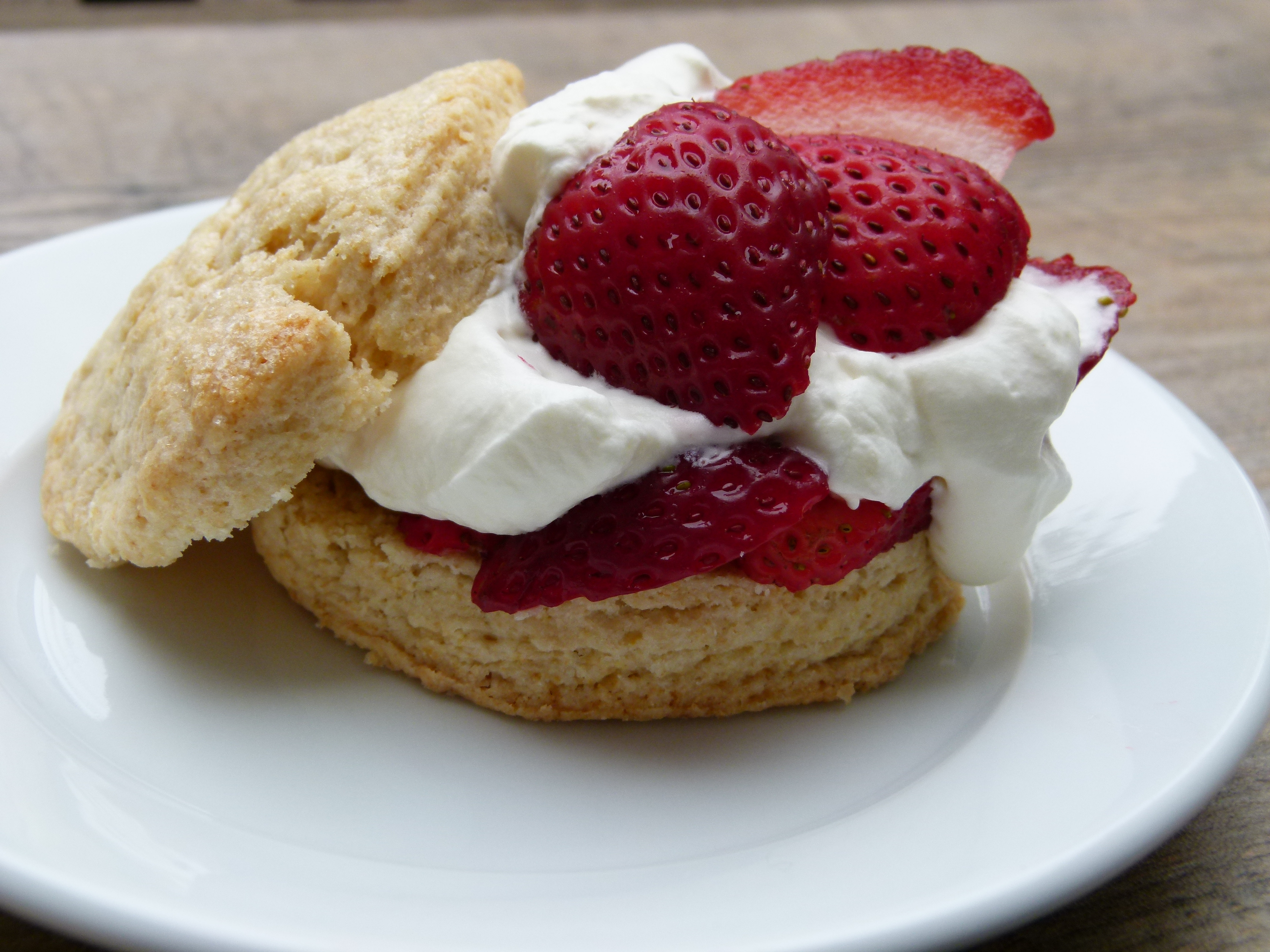 Strawberry Shortcake Biscuits Recipes  Low Sugar Strawberry Shortcake Recipe