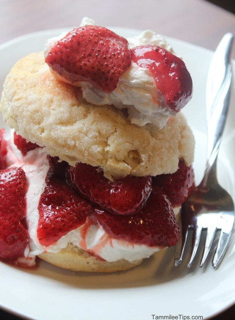 Strawberry Shortcake Biscuits Recipes  Super Easy Strawberry Shortcake Recipe