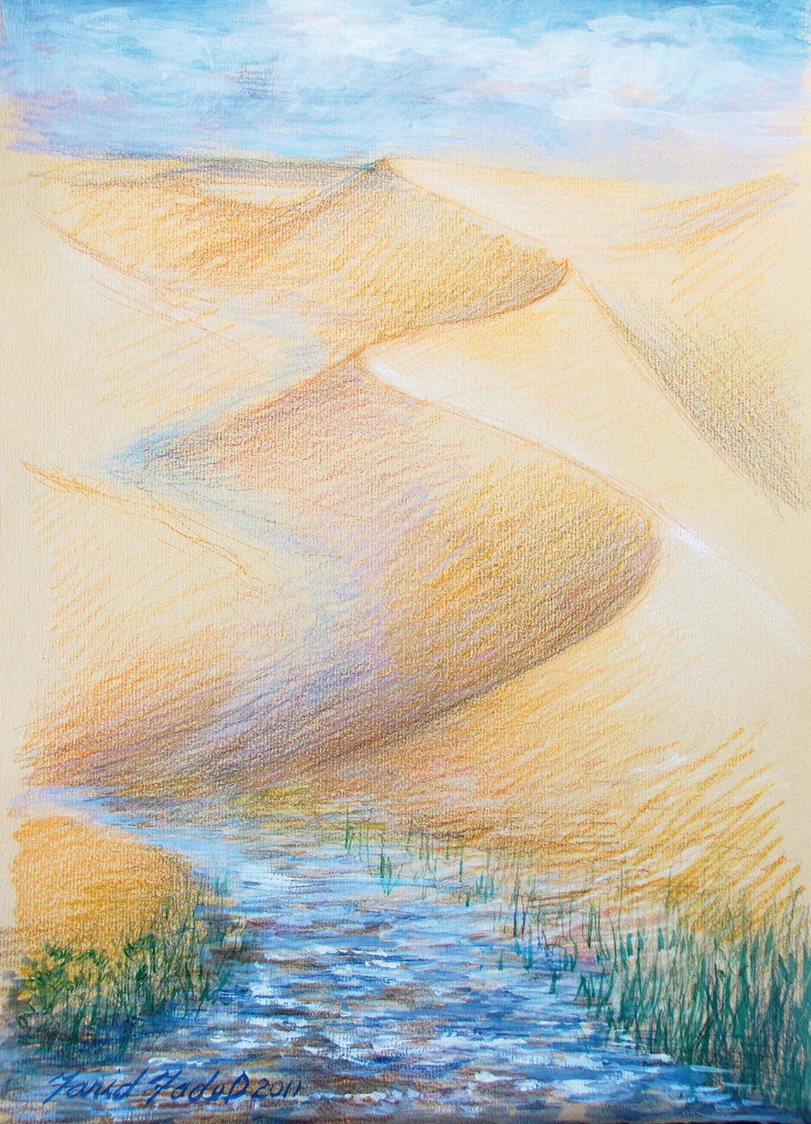 Streams In The Dessert  Women's World DorP Streams in the Desert St John s