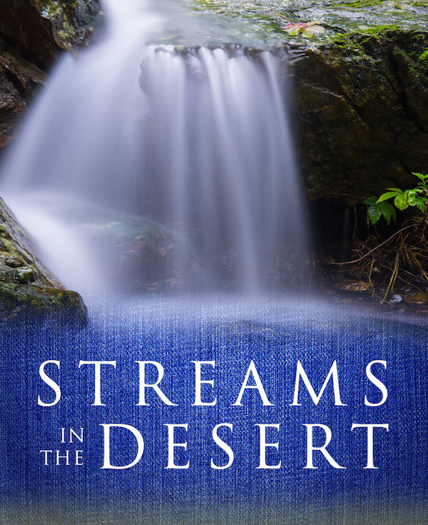 Streams In The Dessert  Streams In The Desert book review