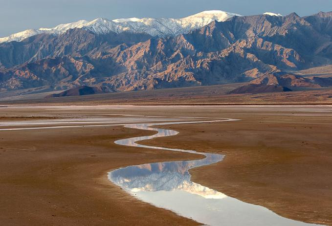 Streams In The Dessert  Sunday Lectionary The deaf will hear