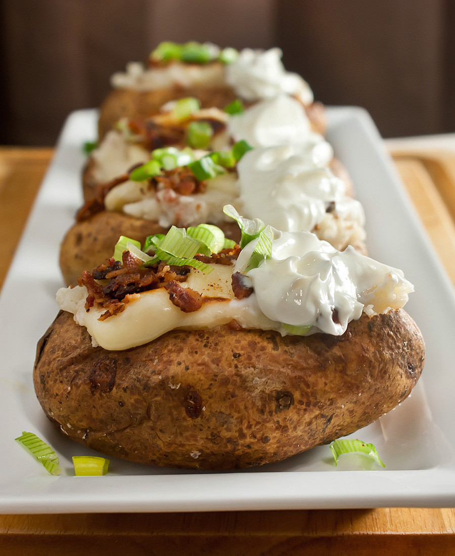 Stuffed Baked Potato  Stuffed Baked Potato