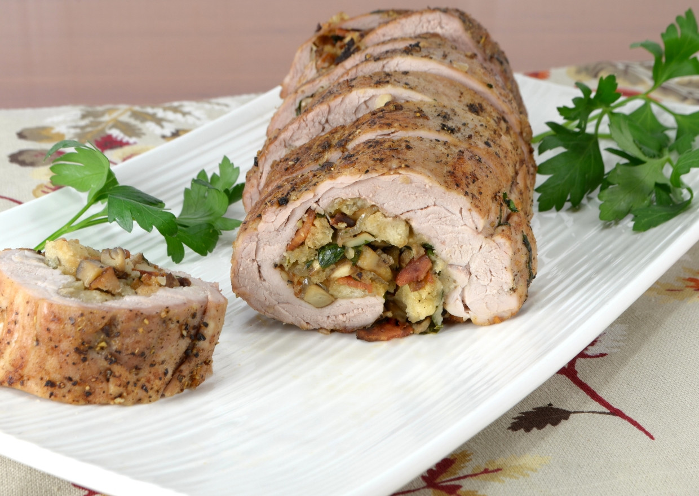 Stuffed Pork Loin Recipe  25 Pork Tenderloin Recipes That Will Help You Get Out of