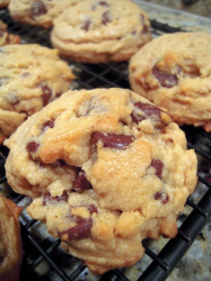Sugar Free Chocolate Chip Cookies  Bisquick Chocolate Chip Cookies No Brown Sugar
