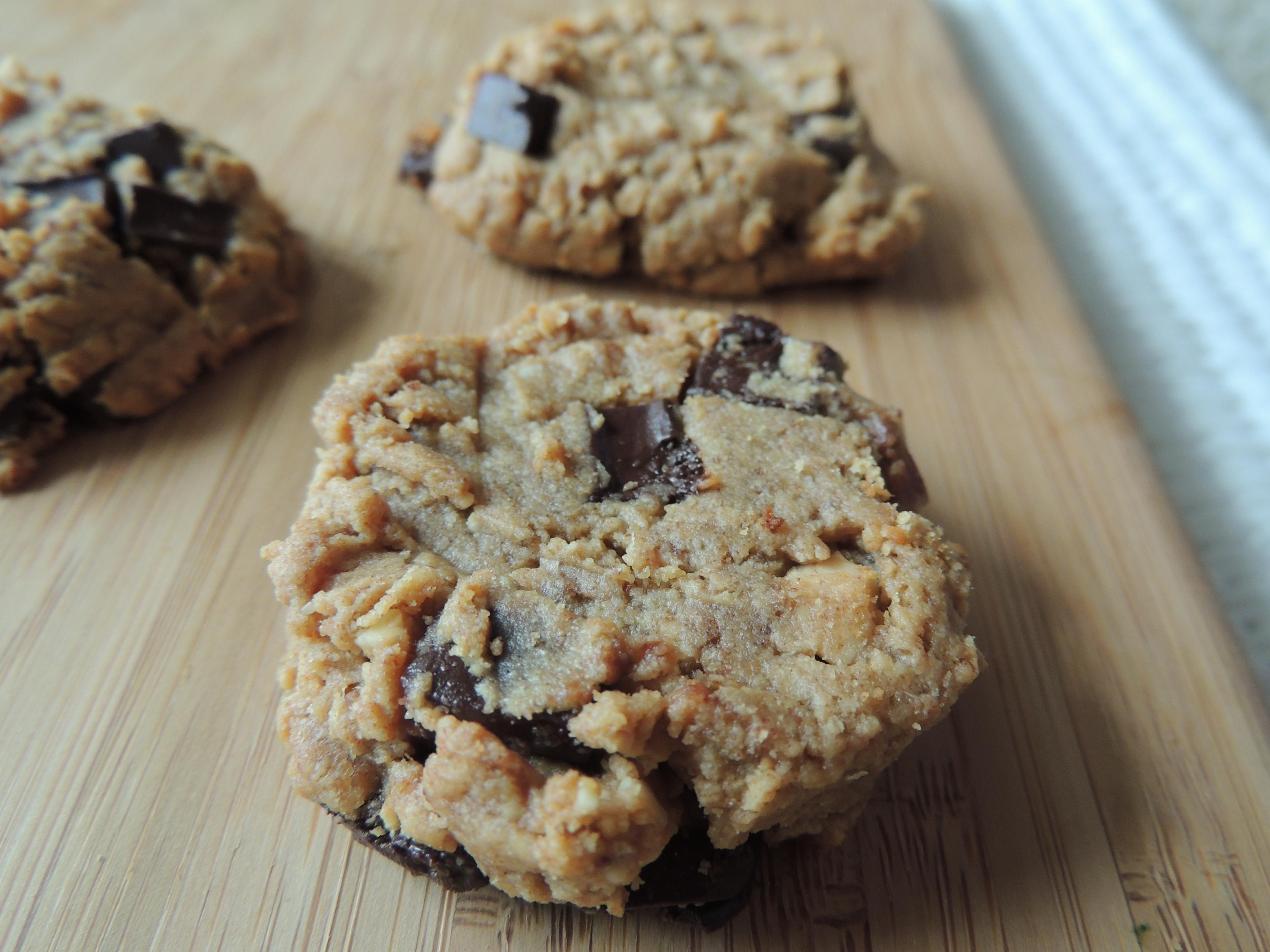 Sugar Free Chocolate Chip Cookies  Gluten Free Peanut Butter Cookies PrepDish