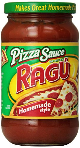 Sugar Free Pizza Sauce  Ragu Pizza Sauce Homemade Style 14 oz Buy line in