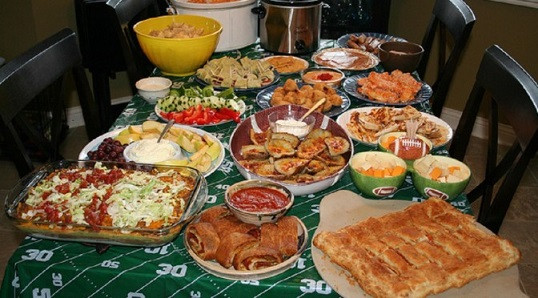 Super Bowl Dinner Ideas  Appetizer Recipes You Must Have from Real Restaurant Recipes