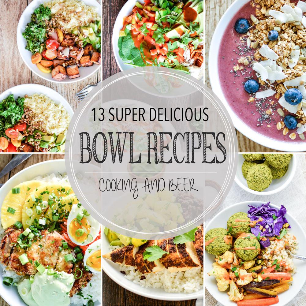 Super Bowl Dinner Ideas  13 Super Delicious Bowl Recipes
