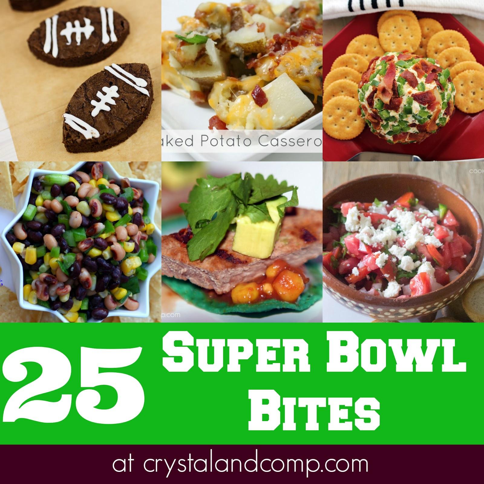 Super Bowl Dinner Ideas  Super Bowl Food Recipes