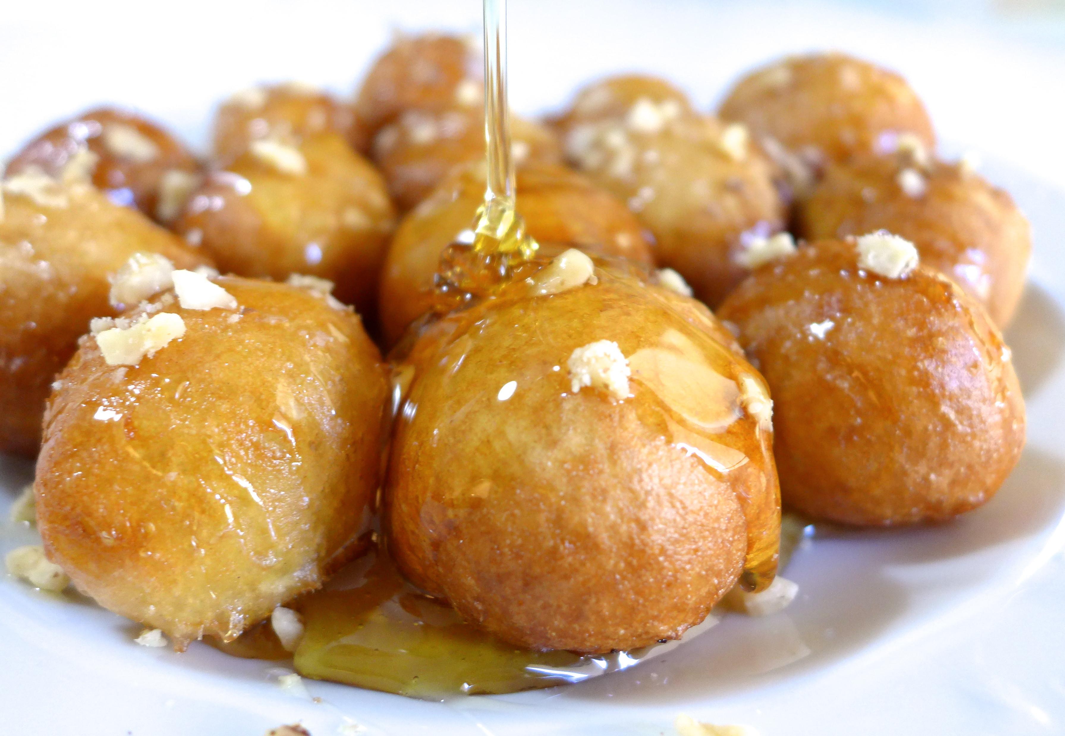 Sweet Honey Dessert  19 Middle Eastern Desserts to Remember this Ramadan