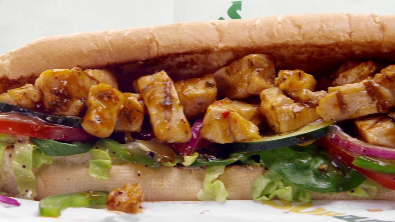 "Sweet Onion Chicken Teriyaki  Subway Sweet ion Chicken Teriyaki ""Endless"" Spanish 15"