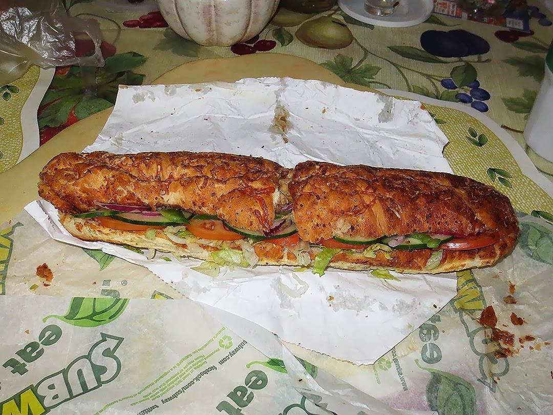 Sweet Onion Chicken Teriyaki  The Shit I Eat Sweet ion Chicken Teriyaki Subway