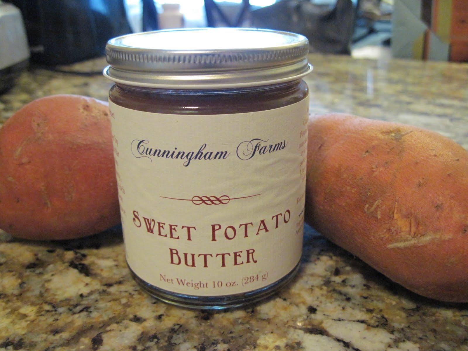 Sweet Potato Butter  Modern Vintage Cooking Cunningham Farms Sweet Potato Butter