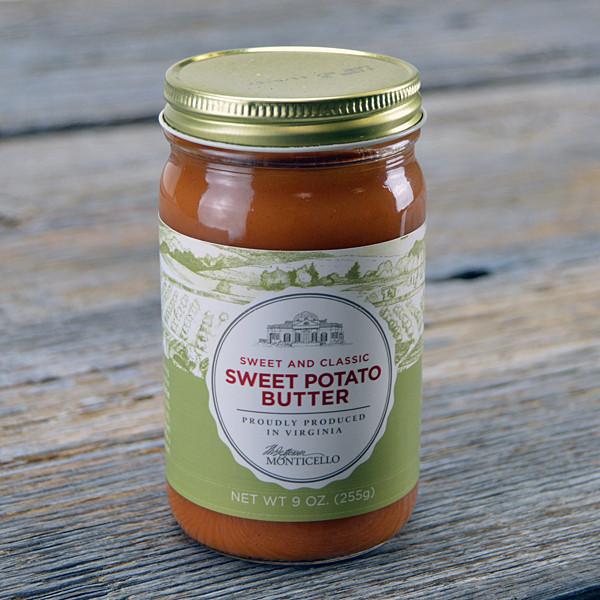 Sweet Potato Butter  Monticello Sweet Potato Butter