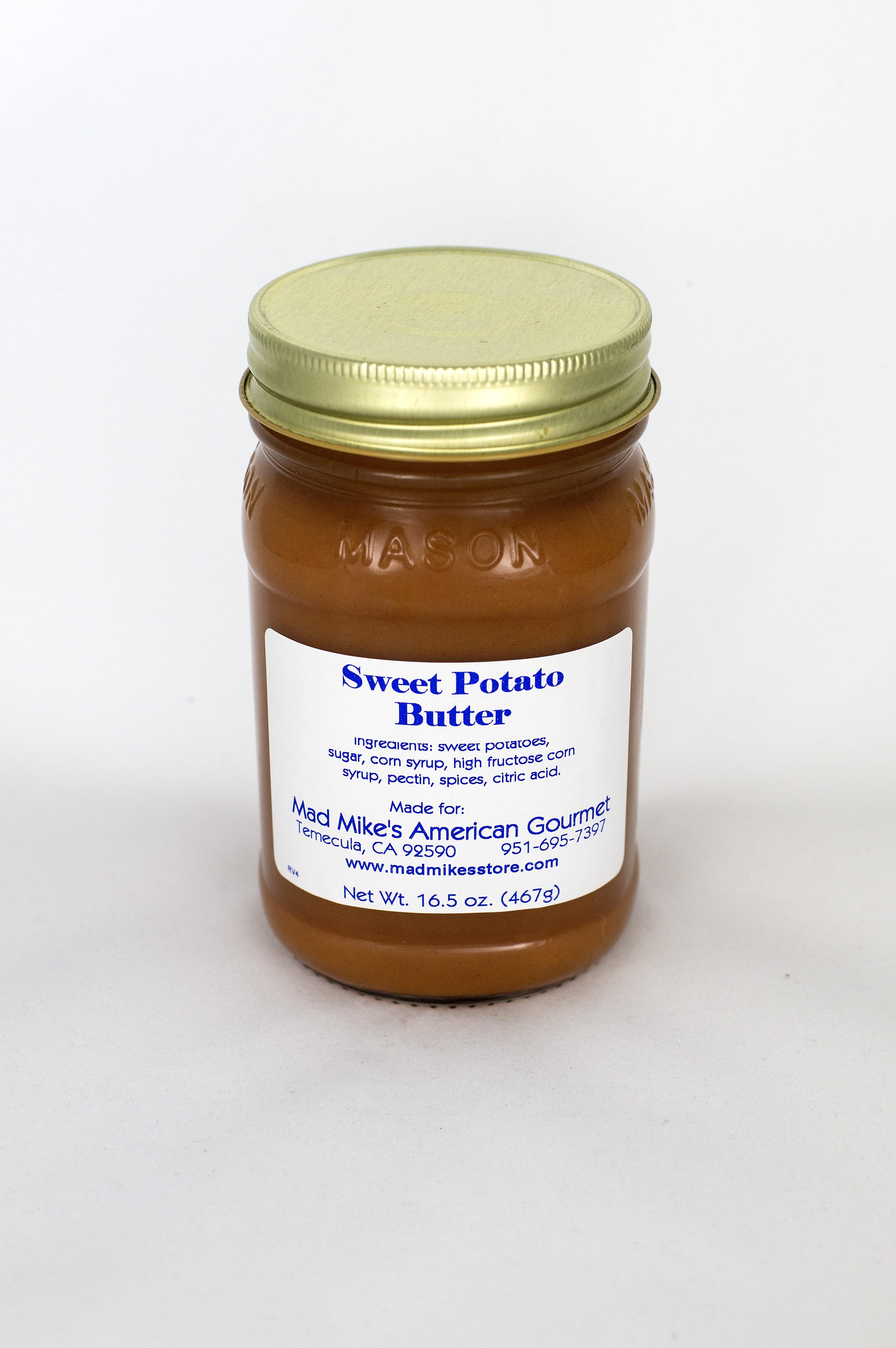 Sweet Potato Butter  Sweet Potato Butter