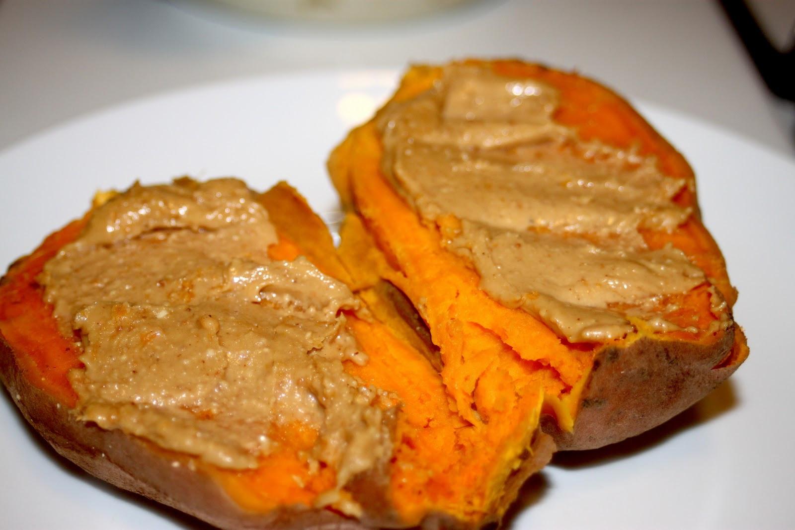 Sweet Potato Butter  sweet potato and peanut butter