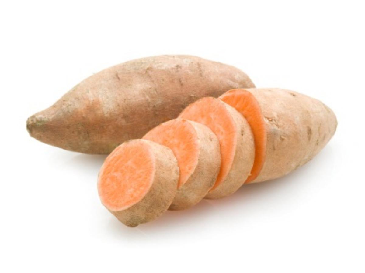 Sweet Potato Fiber  how much fiber in sweet potatoes